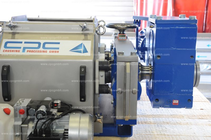 CPC Laboratory Crusher